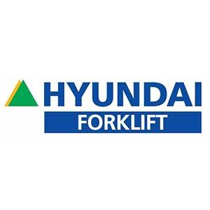 hyunday forklift